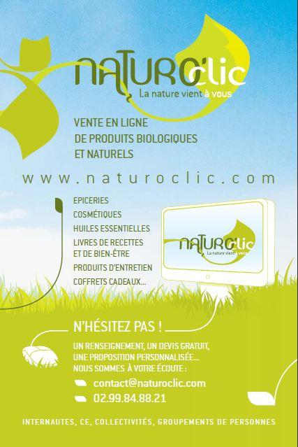 naturo 39 clic naturoclic produit bio rennes vente et livraison de panier bio sur rennes et ille. Black Bedroom Furniture Sets. Home Design Ideas