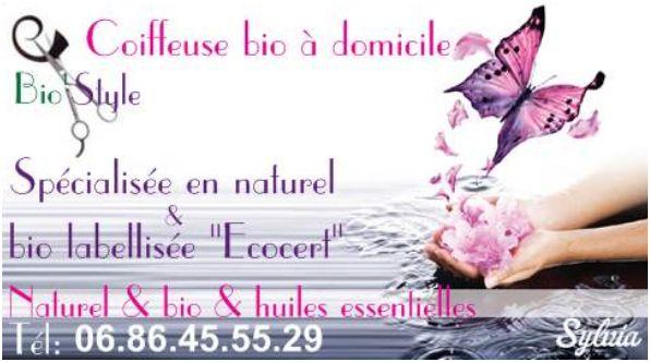 Biostyle BioStyle Par Sylvia Coiffeuse Domicile Spcialise En