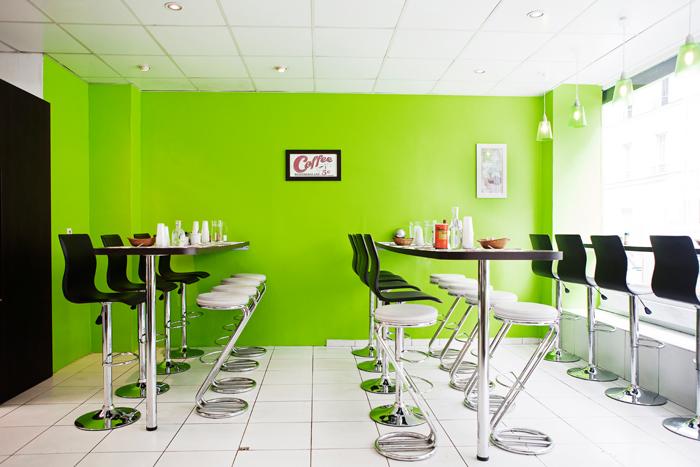 La Table Verte L 39 Picerie Verte Est Un Lieu De