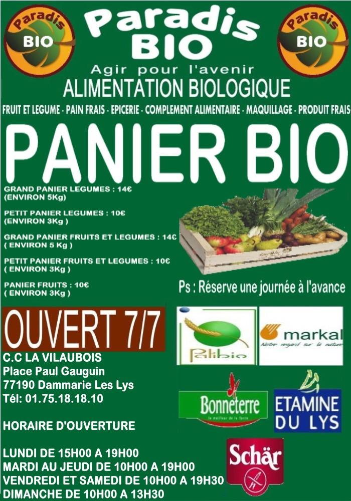 vente produits bio